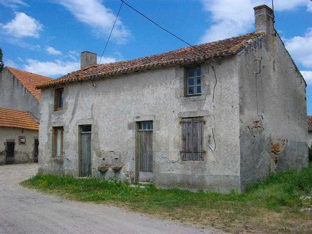 vente maison de hameau a renover petit jardin avec four a pain en ruines. Black Bedroom Furniture Sets. Home Design Ideas